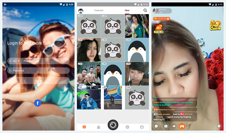 √ Download GOGO Live Mod Apk v3 0 0 Terbaru 2019