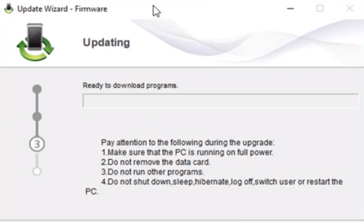 Update Firmware GSM Bolt