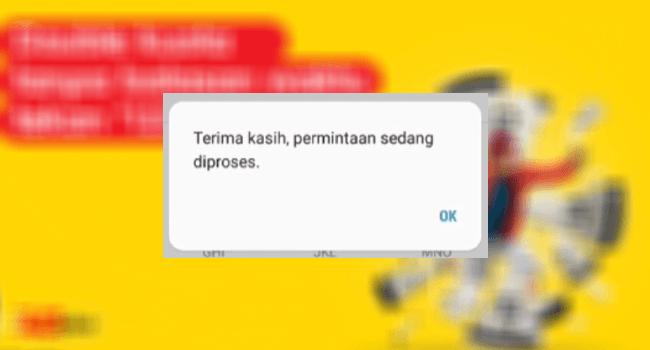 Cara Daftar Internet Bulanan 25Rb Indosat