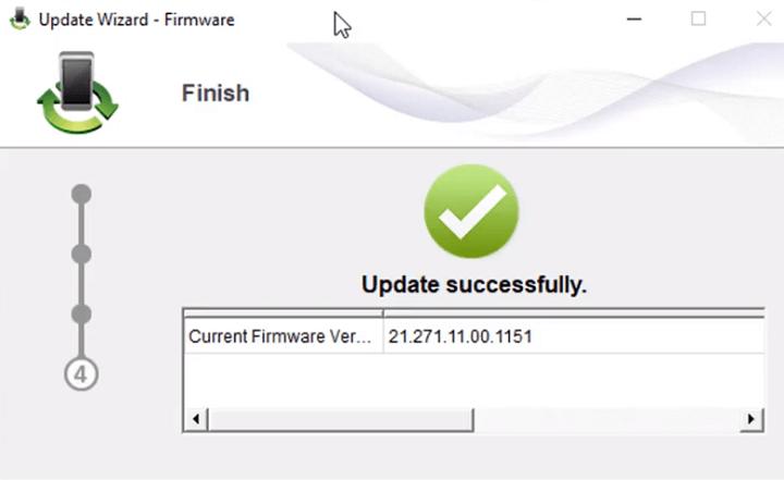 Update Firmware Unlock Huawei E5372s