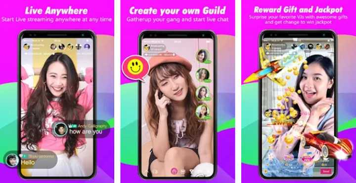 Download APK Live Streaming China No Banned