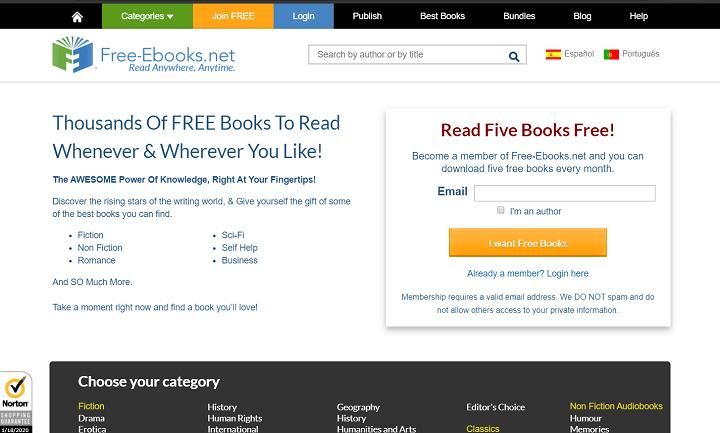 Situs Untuk Download Buku dan Ebook Online
