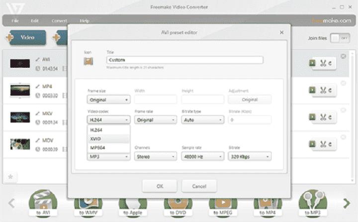 FreeMake Program PC dan Laptop Untuk Kompress Video MP4